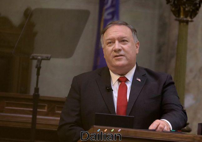 마이크 폼페이오 미국 국무부 장관 ⓒAP/뉴시스