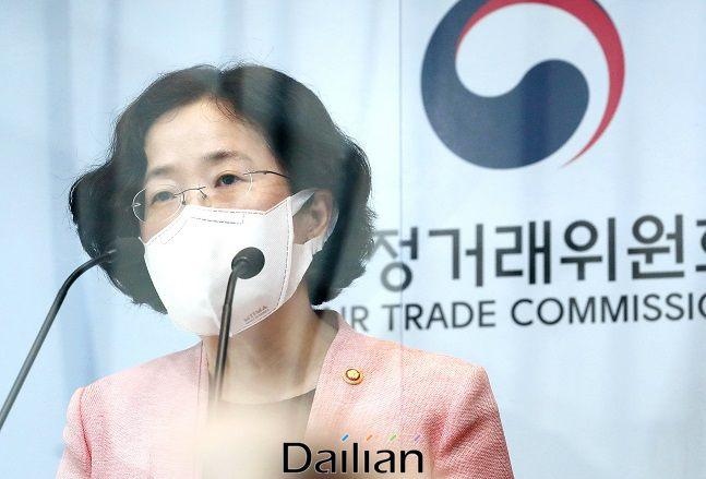 조성욱 공정거래위원회 위원장. ⓒ공정위