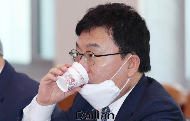 이상직 더불어민주당 의원. ⓒ데일리안 박항구 기자