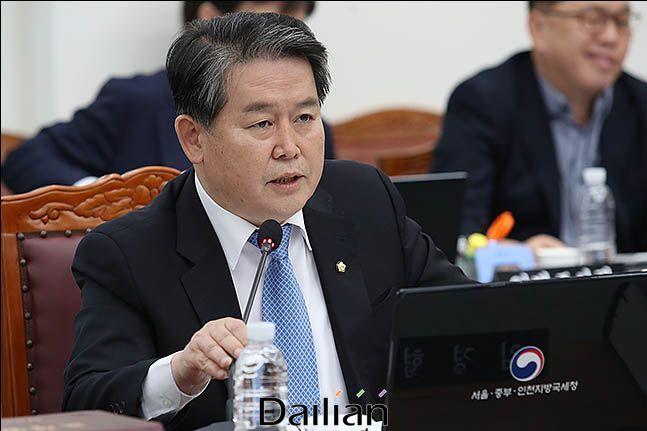 김경협 더불어민주당 의원. ⓒ데일리안 류영주 기자
