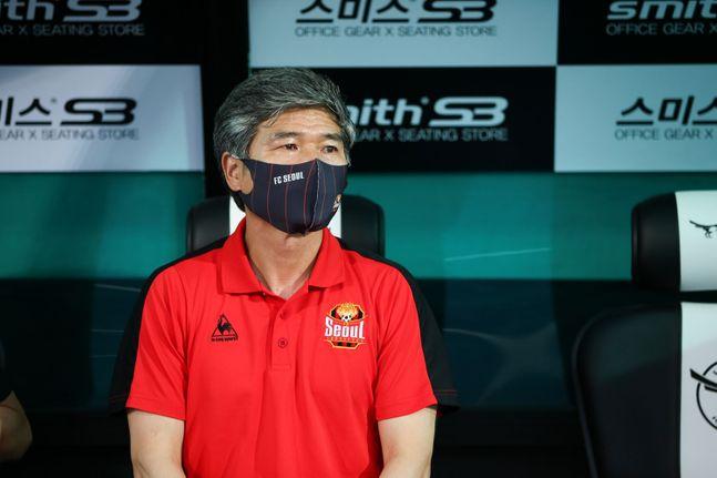 김호영 감독대행. ⓒ FC서울