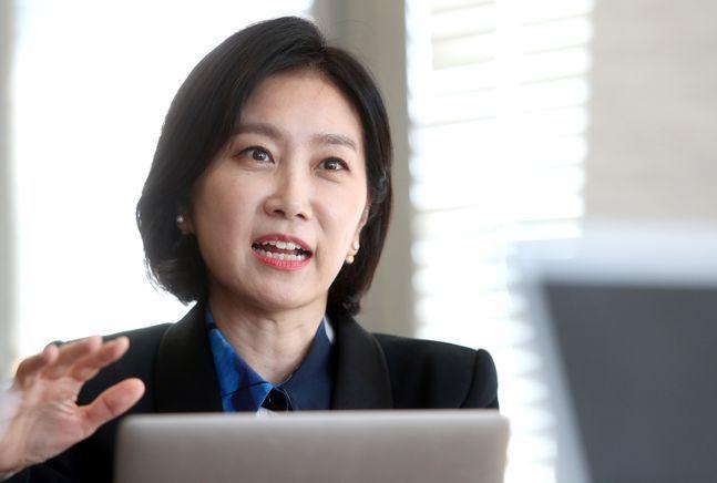 허은아 국민의힘 의원. ⓒ데일리안 박항구 기자