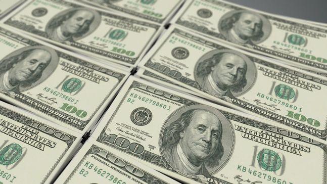 5대 시중은행의 달러예금에 자금이 몰리고 있다.ⓒ픽사베이