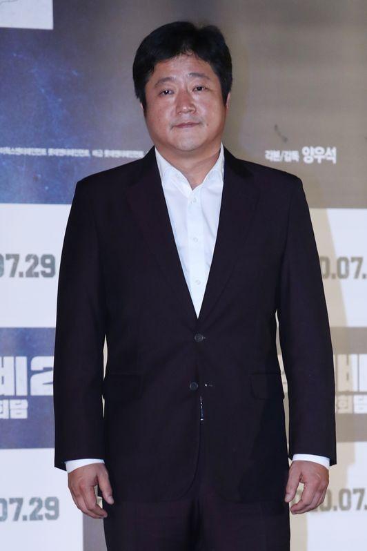 배우 곽도원은 25일 오전 방송된 MBC라디오 '굿모닝FM 장성규입니다'에 출연해, 영화 홍보에 대한 심정을 밝혔다.