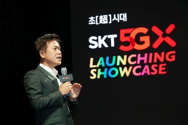 박정호 SK텔레콤 사장.(자료사진)ⓒSK텔레콤
