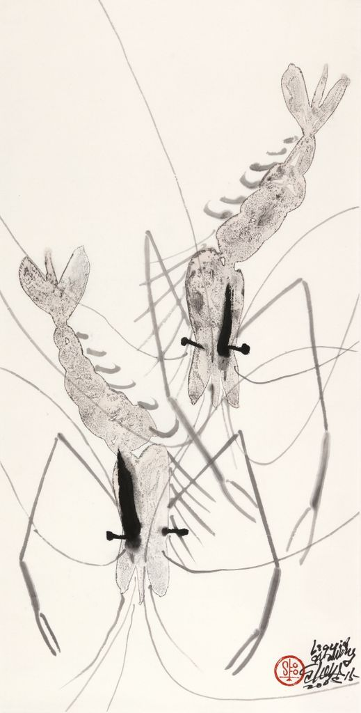 Liquid Drawing_4502 (2015년) ⓒ갤러리K 제공