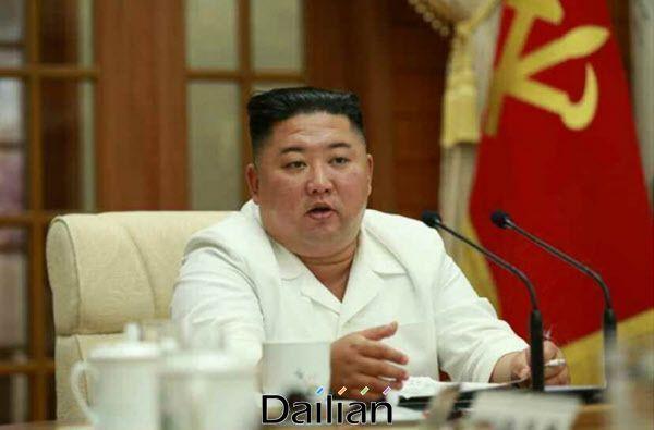 김정은 북한 국무위원장(자료사진). ⓒ노동신문