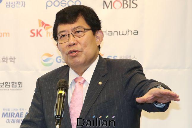 윤창현 국민의힘 의원. ⓒ데일리안 류영주 기자