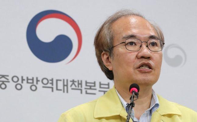 권준욱 중앙방역대책본부 부본부장.(자료사진)ⓒ연합뉴스