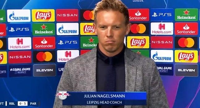 나겔스만 감독. ⓒ UEFA