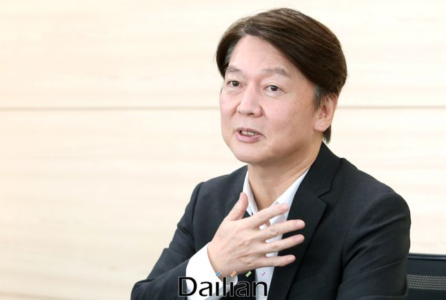 안철수 국민의당 대표. ⓒ데일리안 박항구 기자