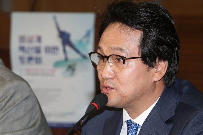 안민석 더불어민주당 의원(자료사진) ⓒ데일리안 홍금표 기자