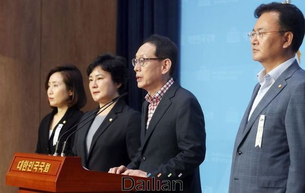 국민의힘 소속 법제사법위원들 (자료사진) ⓒ데일리안 박항구 기자