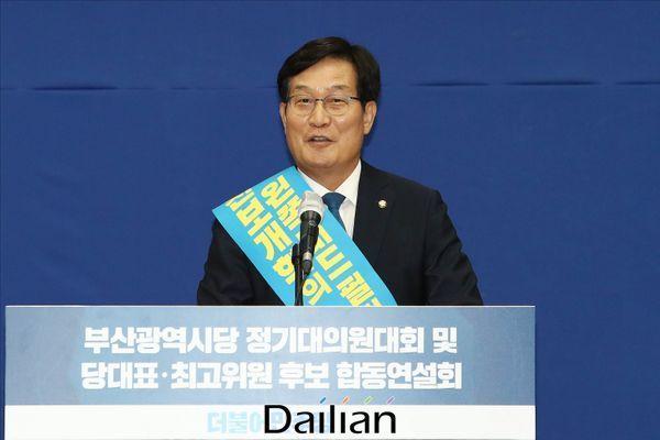 신동근 더불어민주당 의원. ⓒ데일리안 홍금표 기자
