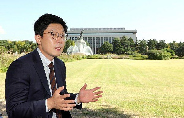 김병민 국민의힘 비상대책위원. ⓒ데일리안 박항구 기자