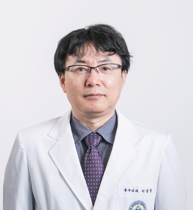 이송암 건국대병원 흉부외과 교수. ⓒ건국대병원