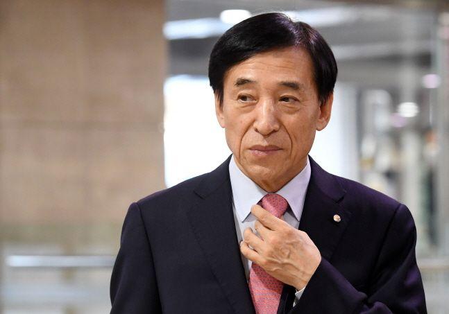 이주열 한국은행 총재. ⓒ데일리안 류영주 기자