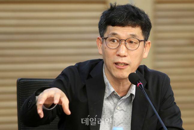 진중권 전 동양대 교수. ⓒ데일리안 박항구 기자