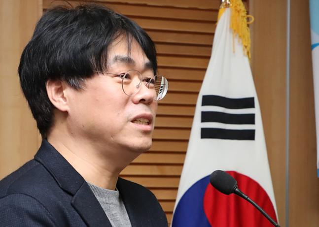 김경율 경제민주주의21 대표 ⓒ뉴시스