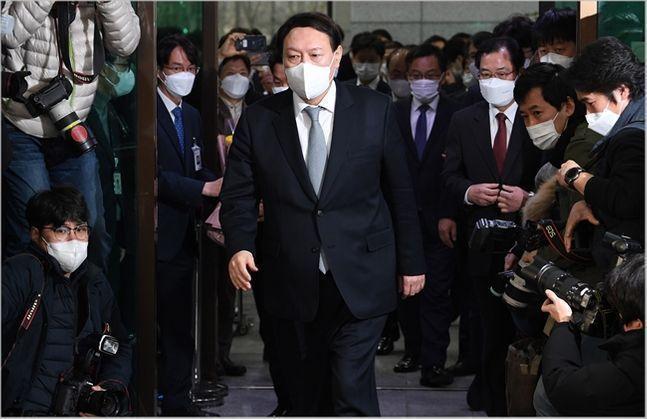 윤석열 전 검찰총장(자료사진) ⓒ데일리안 류영주 기자
