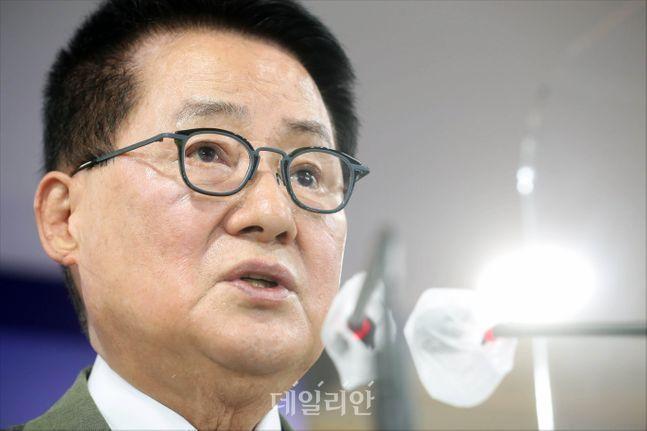 박지원 국가정보원장 ⓒ데일리안 홍금표 기자