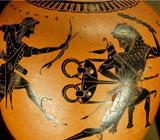 로마가 약탈하고 기독교가 파괴한 델포이의 비극