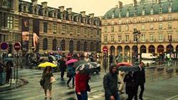파리의 낭만을 찾아서 '영화 장면 속으로'