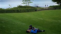 덴마크 루이지애나 현대미술관 '이곳은 지상 낙원'
