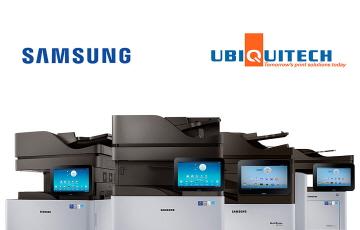 삼성전자, '유비쿼텍'과 파트너십 강화...프린팅 문서 보안 서비스 확대