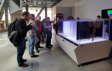 삼성전자, 폴란드 코페르니쿠스 과학센터에 퀀텀닷TV 기술 전시