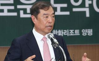 """'참여정부 정책실장' 김병준 """"문재인, 피할수록 궁지"""""""