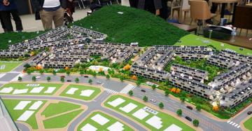 [분양탐방]GS건설, '자이더빌리지, 수직동선으로 새로운 주거문화 꿈꾼다'