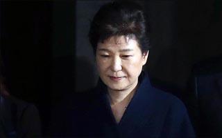 박근혜 전 대통령, 불구속 기소하라