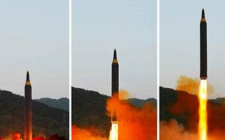 """북 핵 쏜다고 위협해도 """"전쟁 안일어나요"""" 불구경?"""