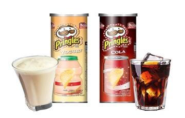 '색다른 맛이 뜬다'…식음료업계 '이종교배' 전쟁