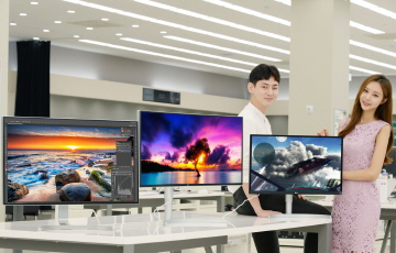 LG전자, HDR모니터 11종으로 늘려...시장 선점 나서
