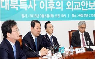 """박주선 """"문재인 대통령, 권력개편 대해 일언반구 언급도 없어"""""""