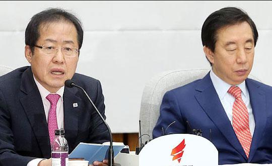 한국당이 서서히 죽는 길...전략공천? 정략공천!
