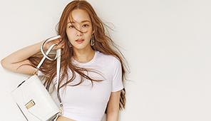 박민영, 싱그러운 여름 화보 '청아한 매력 발산'