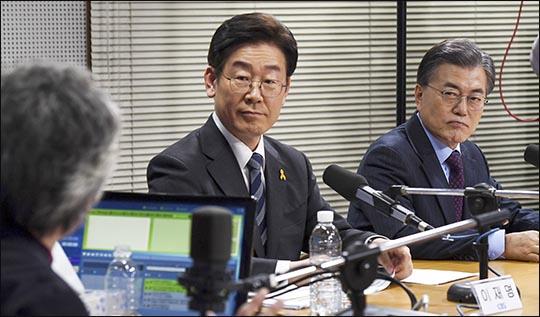 민주당 전당대회 제4주자 이재명, 본선 3인 촉각