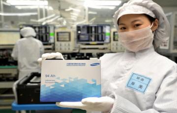 삼성SDI, 하반기에도 배터리 타고 실적 상승세 지속