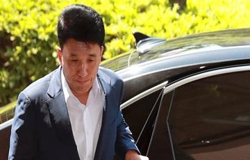 KEB하나은행장 첫 재판…채용비리 혐의 전면 부인