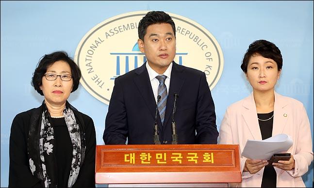"""바른미래당 """"소상공인 정치탄압 계속되면 국정조사 요구"""""""