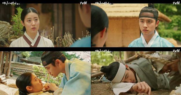 [D-리뷰] tvN 시청률 살리는 낭군님…'백일의 낭군님'