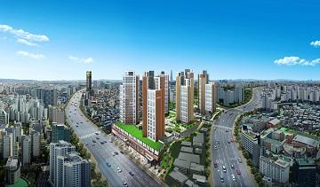 공공지원 민간임대 '신당 파인힐 하나‧유보라' 10월 공급