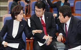 차기 지도체제 결론 못 내린 한국당…'전대 룰'은 유지키로