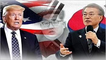 """文대통령, 북미협상 결렬에 """"그래도 의미 있는 진전"""""""