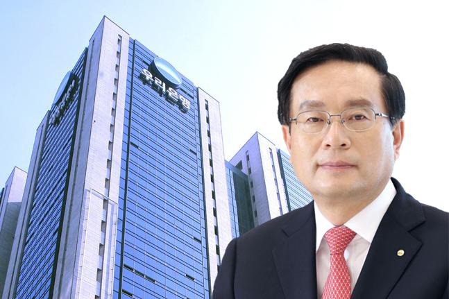 [CEO가 뛴다-11] 손태승 우리금융 회장, 1등 지주 원년 만든다
