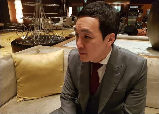 <이상휘의 화담숲> 김민수, 자유한국당, '조직위원장 공개 오디션' 입문 정치인 만나보니현장에서