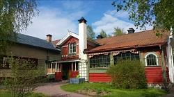 '스웨덴 스타일'이 완성된 칼 라르손 가족의 삶